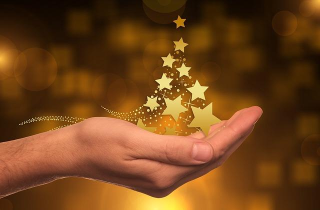 příchod vánoc