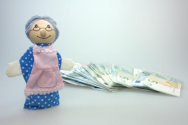 panenka babičky
