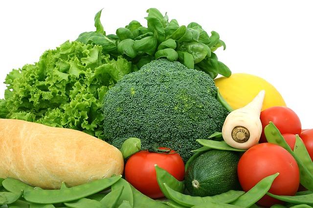 hromádka zeleniny
