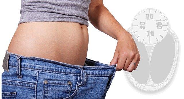 snižování hmotnosti